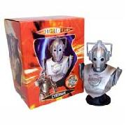 Doctor Who Cyberman Mini Bust