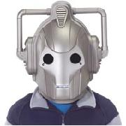 Doctor Who Cyberman Voice Changer Helmet