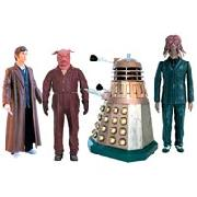 Doctor Who Daleks In Manhattan Figure Set