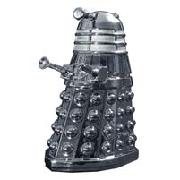 Doctor Who Platinum Dalek Cookie Jar