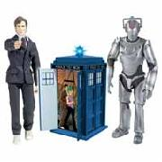 Doctor Who Rise of the Cybermen Gift Set