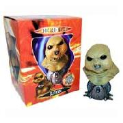 Doctor Who Slitheen Mini Bust