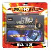 Doctor Who Tin Gift Set