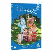 Dvd In the Night Garden: Who's Here?