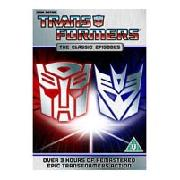 Dvd Transformers: the Classic Episodes