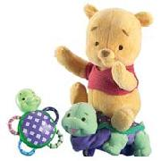 Fisher-Price Winnie the Pooh Rattle N Ride