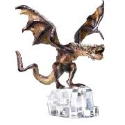 Harry Potter - Hungarian Horntail Bronze Statue
