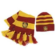 Harry Potter Knitted Hat and Scarf Set