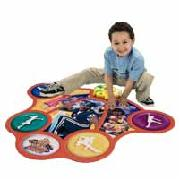 Lazy Town Get Up and Move Activity Mat