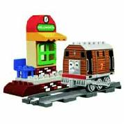 Lego Duplo Toby At Wellsworth Station (5555)