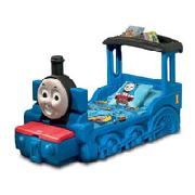 Little Tikes Thomas and Friends Train Bed and Mattress