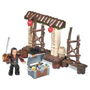 Mega Bloks Pirate Gear Set