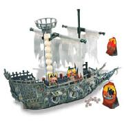 Mega Bloks Pirates Battler