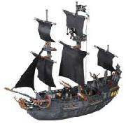 Mega Bloks Pirates Black Pearl Playset (1017)