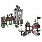 Mega Bloks Pirates Collector's Box (1036)