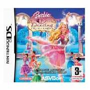 Nintendo Ds Barbie and the 12 Dancing Princesses