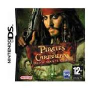 Nintendo Ds Pirates of the Caribbean 2