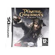 Nintendo Ds Pirates of the Caribbean 3