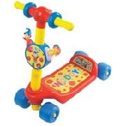 Noddy Electronic Soundboard Scooter