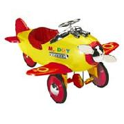 Noddy Pedal Plane Large