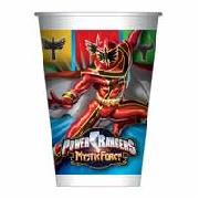 Power Rangers 10 Cups