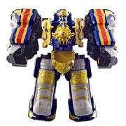 Power Rangers Mystic Force Solar Streak Megazord