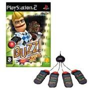 Ps2 Buzz Sports Quiz with Buzzers