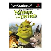 Ps2 Shrek 3