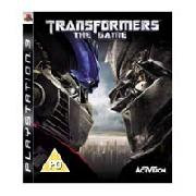 Ps3 Transformers the Game
