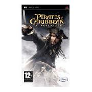 Psp Pirates of the Caribbean 3