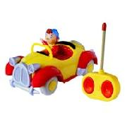 Radio Control Noddy Car