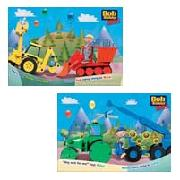 Ravensburger Bob the Builder 2-IN-A-BOX Puzzles