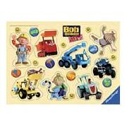 Ravensburger Bob the Builder Wooden Playtray