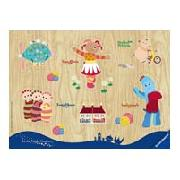 Ravensburger In the Night Garden Wooden Playtray