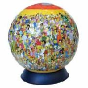 Ravensburger Simpsons Puzzleball - 240 Piece