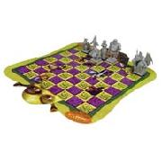 Shrek 3 Chess Set