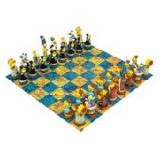Simpsons Chess Set