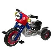 Spider-Man 3 Chopper Trike