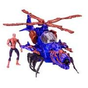 Spider-Man 3 Web Copter and Figure