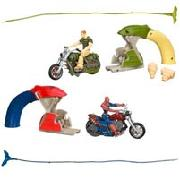 Spider-Man 3 Webworld Bike 2 Pack