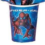 Spider-Man 9Oz Party Cups