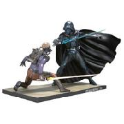 Star Wars - Luke Skywalker Vs Darth Vader Statue