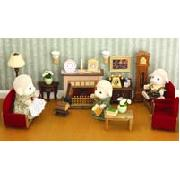 Sylvanian Families Luxury Living Room Set