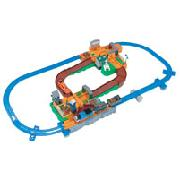 Tomy Thomas and Terence Deluxe Action Set