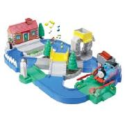 Tomy Thomas the Tank Engine Surprise Action Station Playset