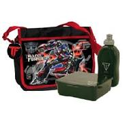 Transformers Lunch Bag Kit