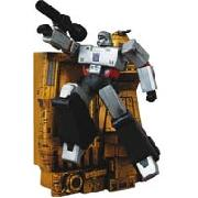 Transformers - Megatron Wall Statue