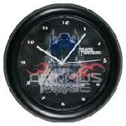 Transformers Optimus Prime Wall Clock