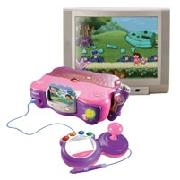 V.Smile Console with Dora - Pink