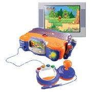 V.Smile Console with Winnie the Pooh - Orange